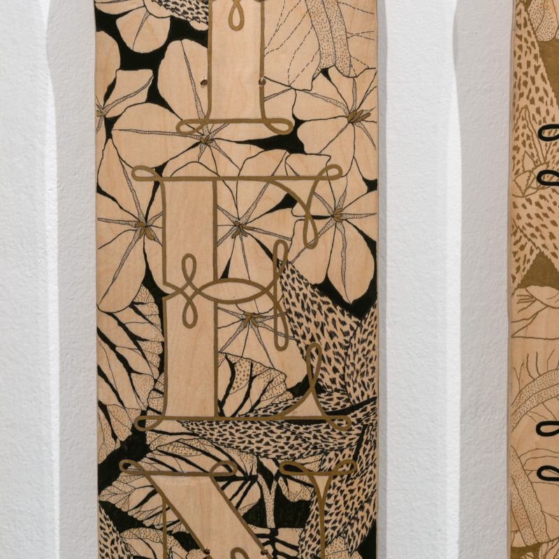 Ten | Skateboard Design