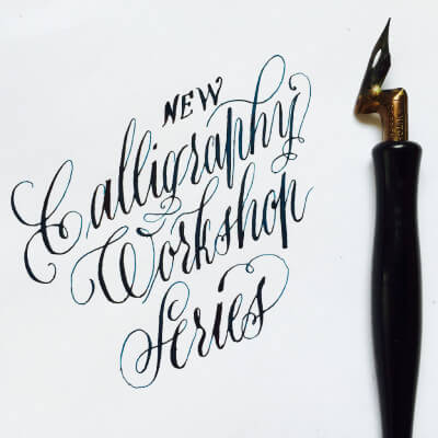 Calligraphy Workshops Melbourne