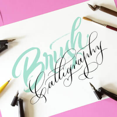 Brush Calligraphy Weekend