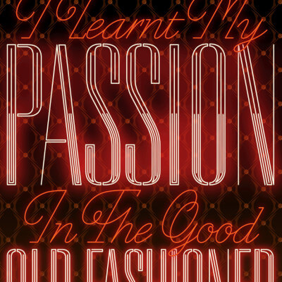 All Passion – Artwork