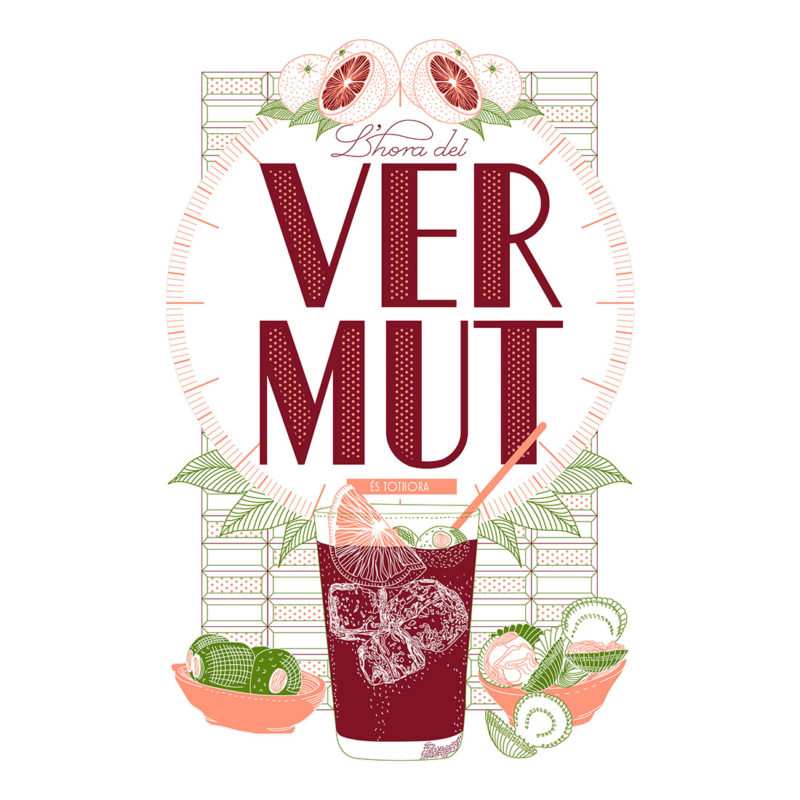 Anytime is Vermut Time | Artwork