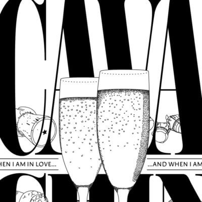 In Love or Not! – Cava Artwork