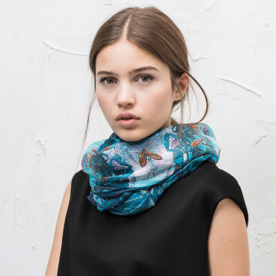 Design of the Bay Scarf
