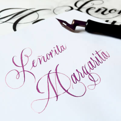 Copperplate Calligraphy 2015