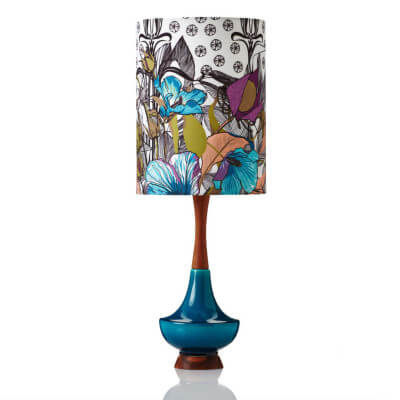 Botanical Print Lamp Collection