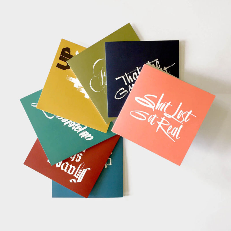 The Shit Cards | Online Store