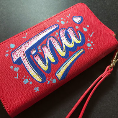 Custom Hand Lettering Accessories